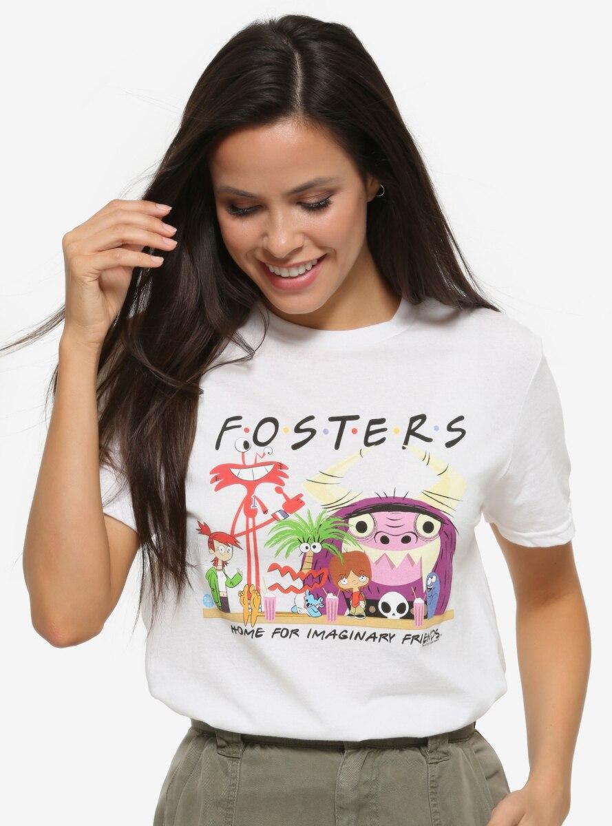 Foster's Home For Imaginary Friends Milkshakes Women's T-Shirt
