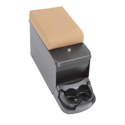 Smittybilt Security Floor Console (Spice) - 31717