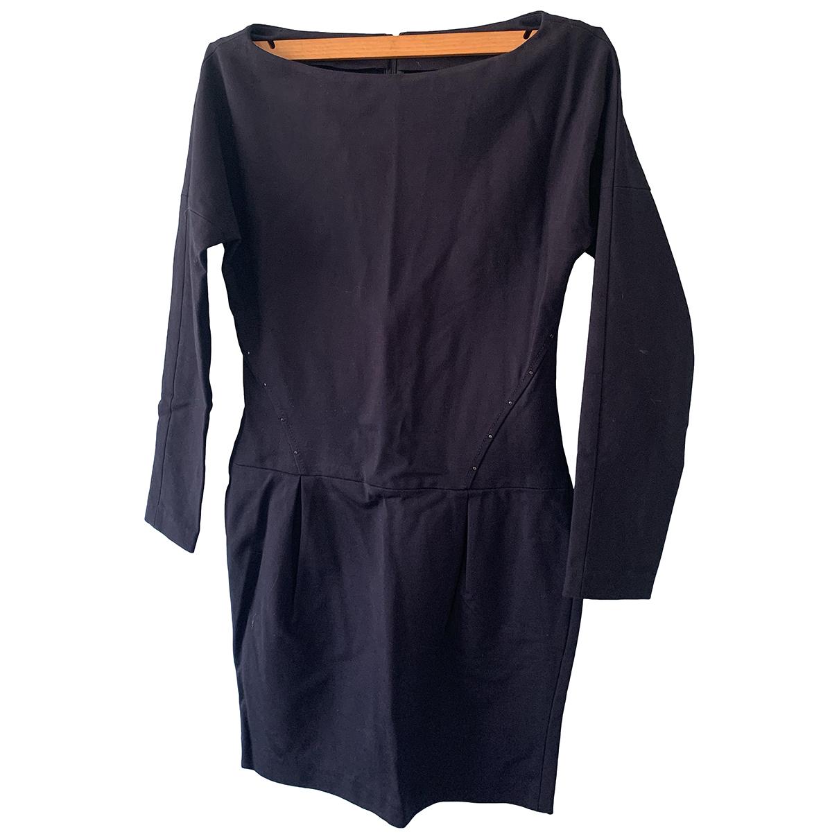 Stefanel \N Blue dress for Women 38 FR