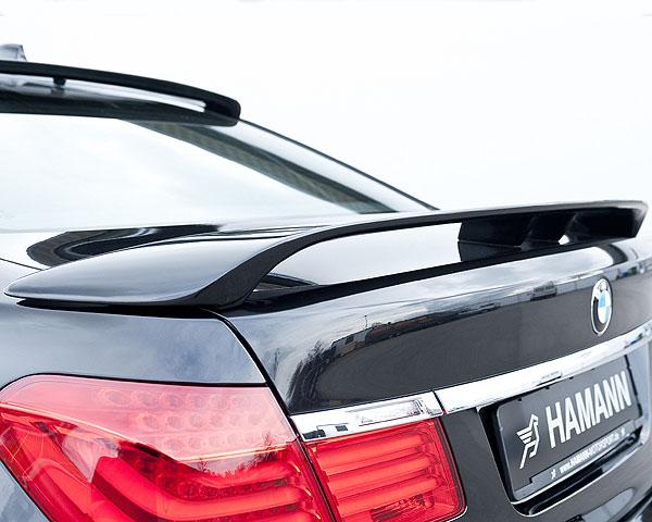 Hamann 10 001 130 Rear Spoiler BMW 7 Series 09-14