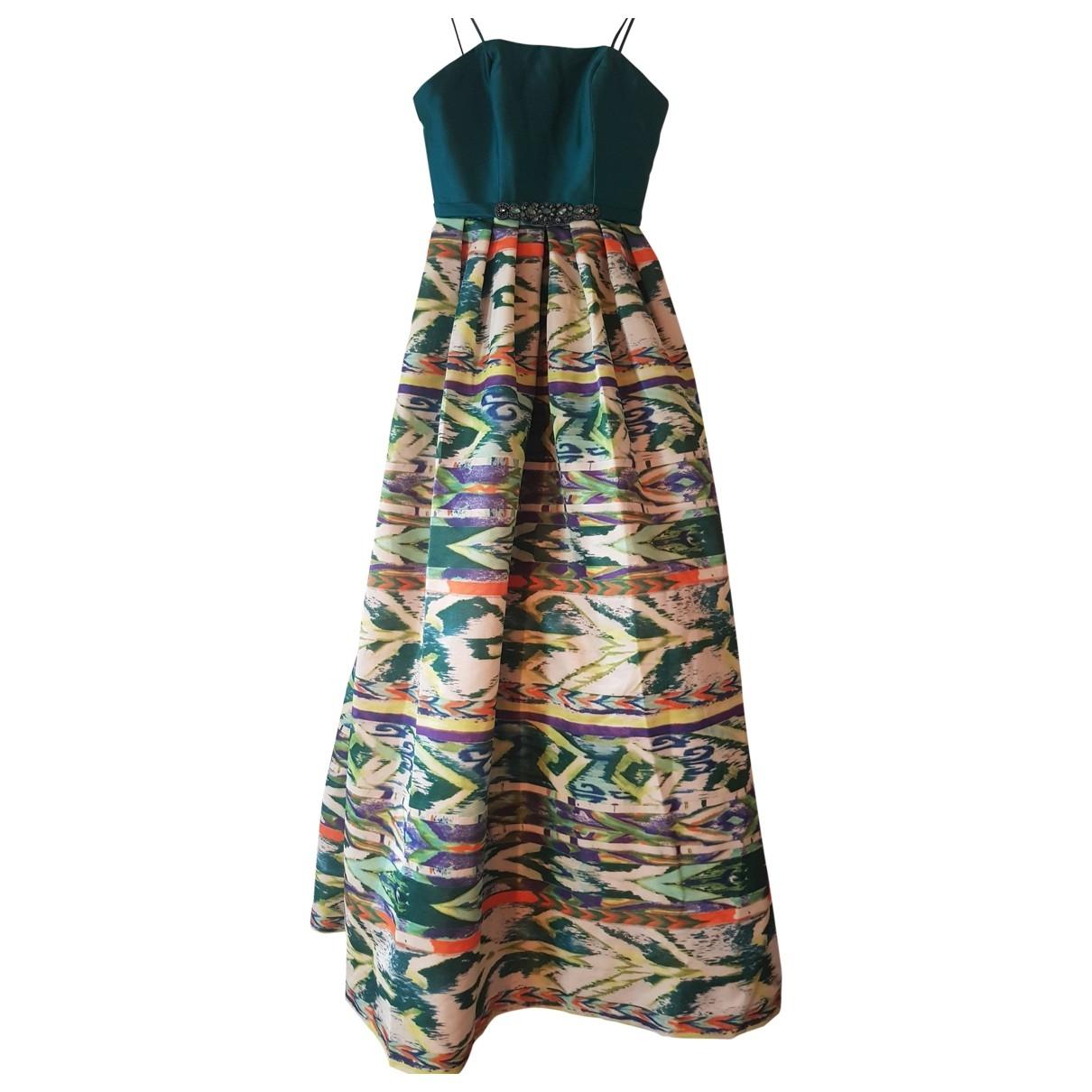 Maxi vestido Theia