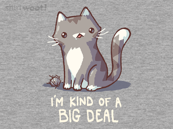 Big Deal T Shirt