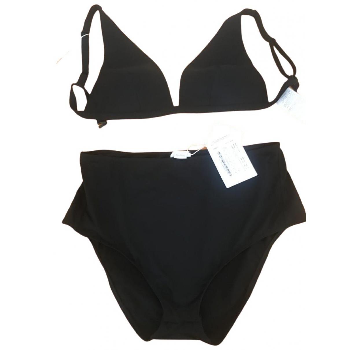Max Mara \N Black Swimwear for Women 46 IT