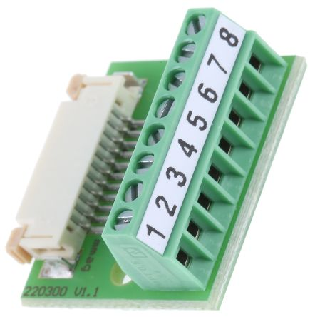 Maxon 8 way motor connection unit w/sensor