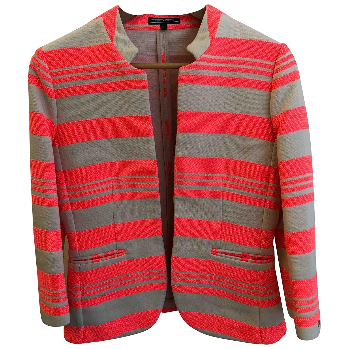Tommy Hilfiger \N Multicolour Cotton jacket for Women 6 US