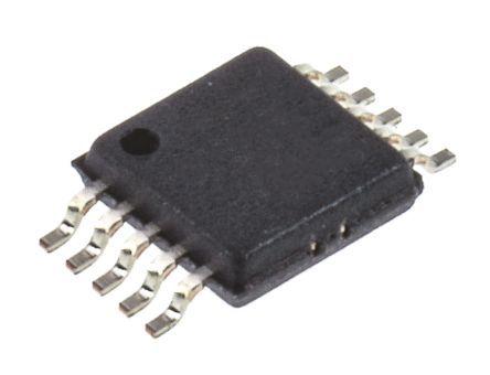 Maxim Integrated MAX9924UAUB+T , Precision, Op Amps, 1.4MHz 10 kHz, 4.5 → 5.5 V, 10-Pin μMAX (2500)