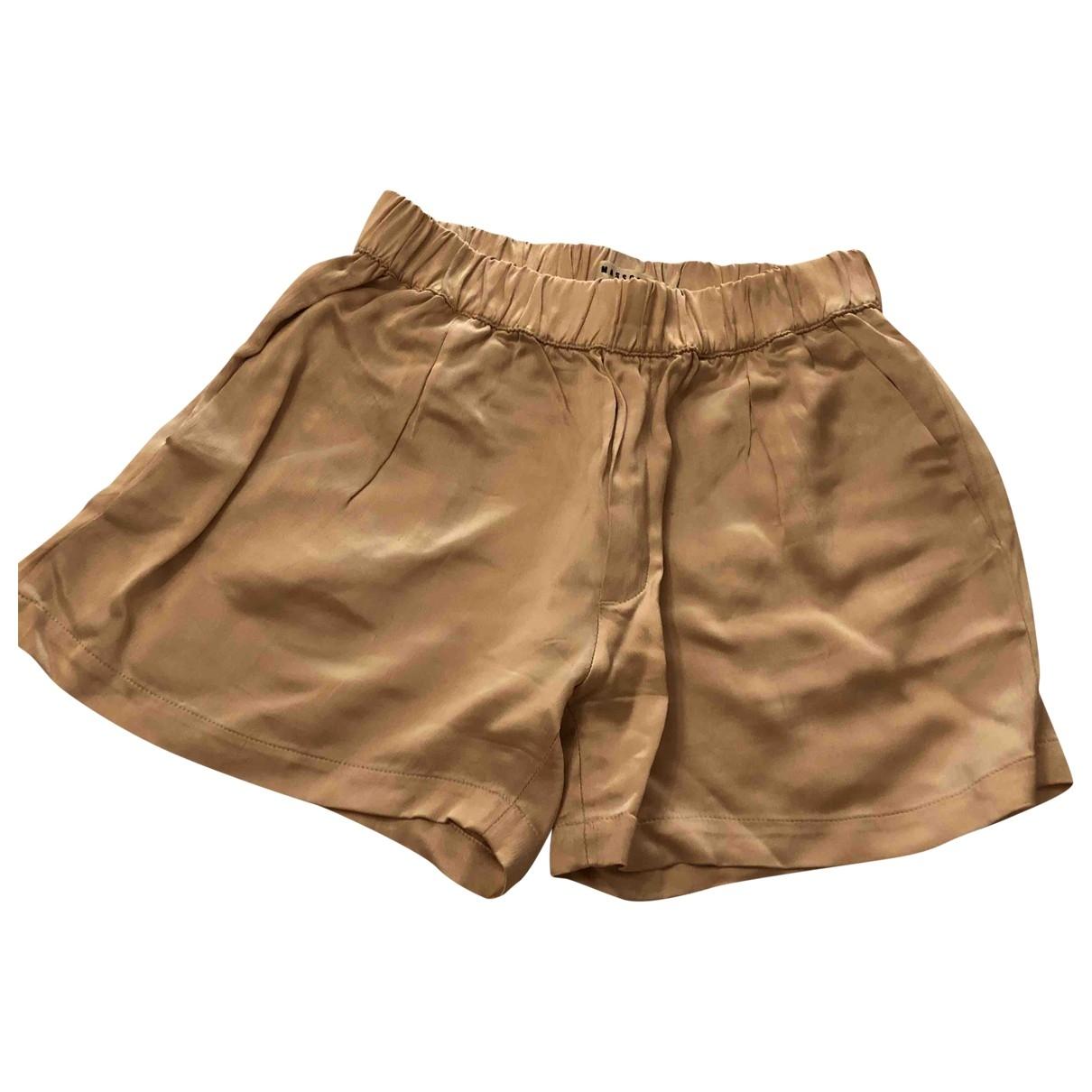 Masscob \N Pink Shorts for Women 36 FR