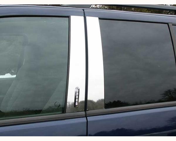 Quality Automotive Accessories 4-Piece Pillar Post Trim Kit Ford Explorer 2008