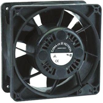 COMAIR ROTRON , 115 V ac, AC Axial Fan, 176 x 176 x 112mm, 561m³/h, 59W