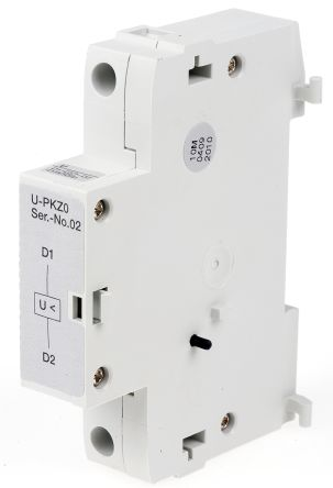 Eaton Undervoltage Release for use with PKE Series, PKM0 Series, PKZM0 Series, PKZM01 Series, PKZM0-T Series, PKZM4