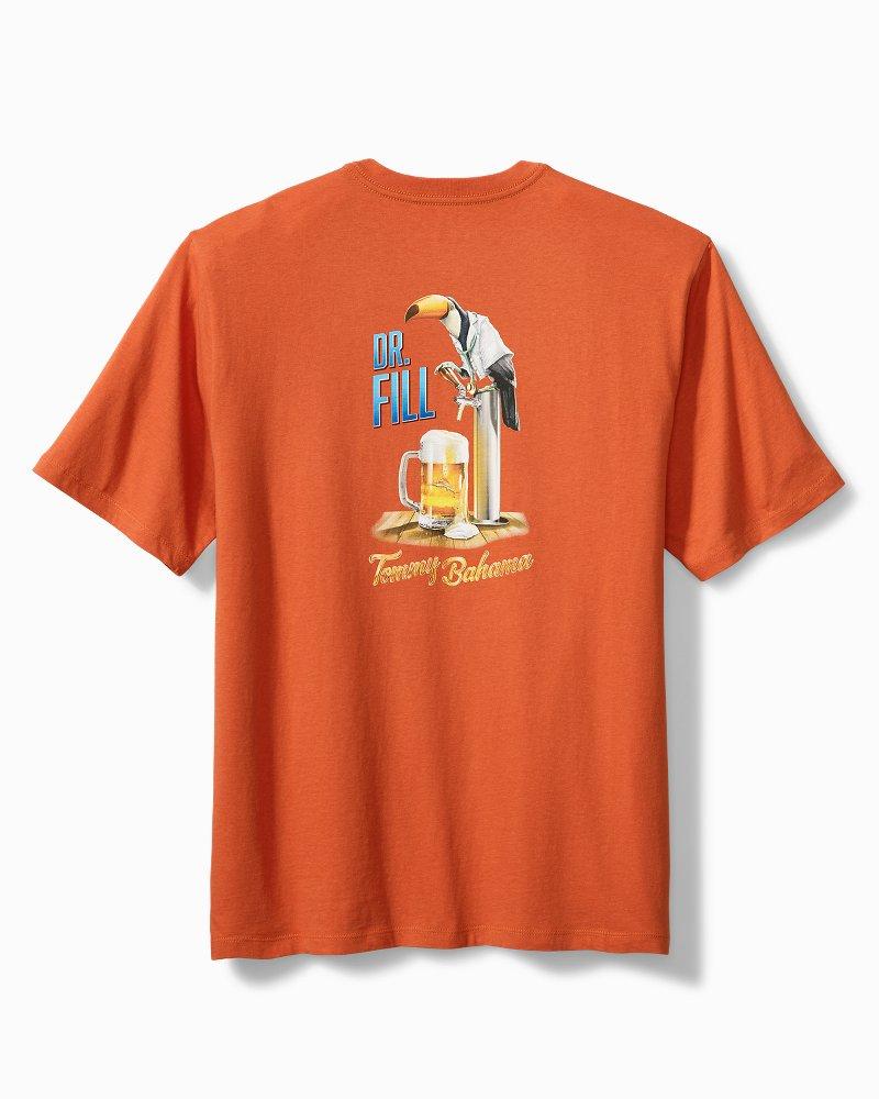 Big & Tall Dr. Fill T-Shirt