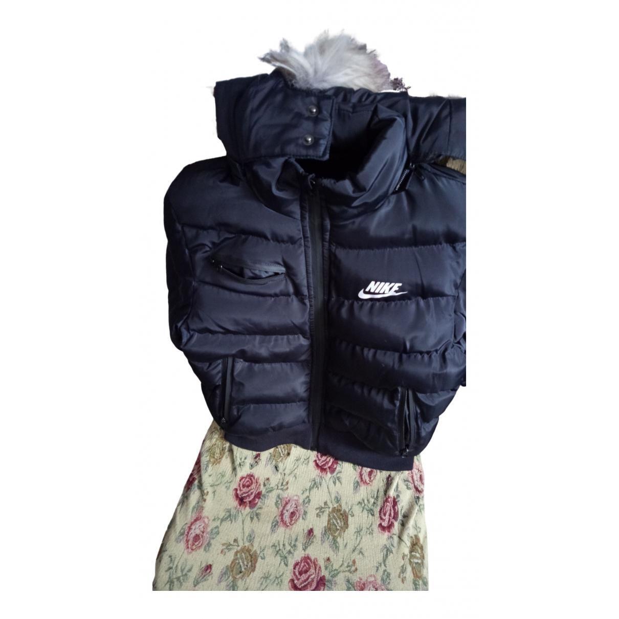 Nike \N Black jacket & coat for Kids 8 years - up to 128cm FR