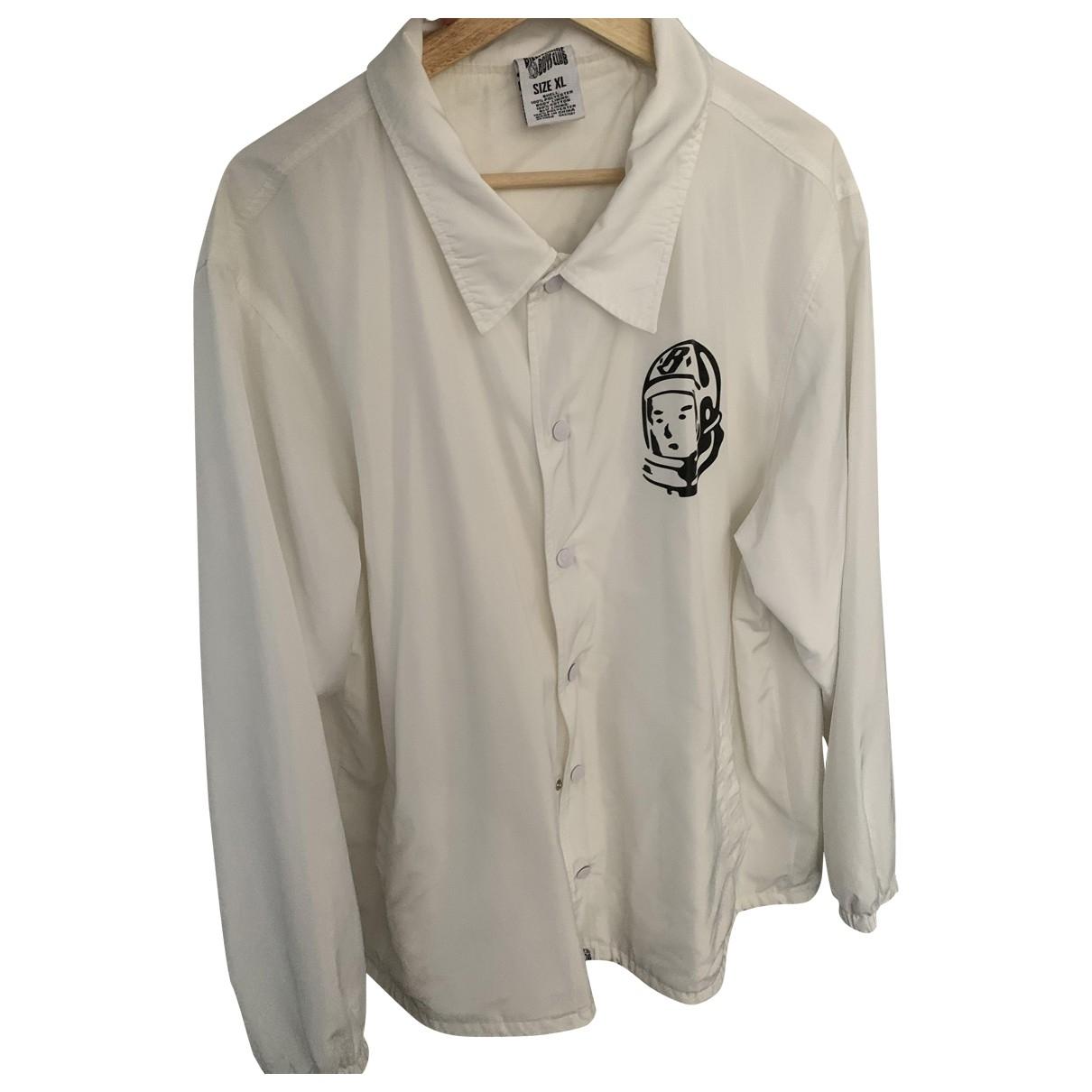 Billionaire Boys Club - Vestes.Blousons   pour homme en coton - blanc