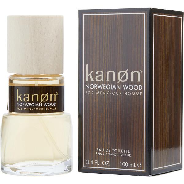 Kanon Norwegian Wood - Kanon Eau de toilette en espray 100 ML