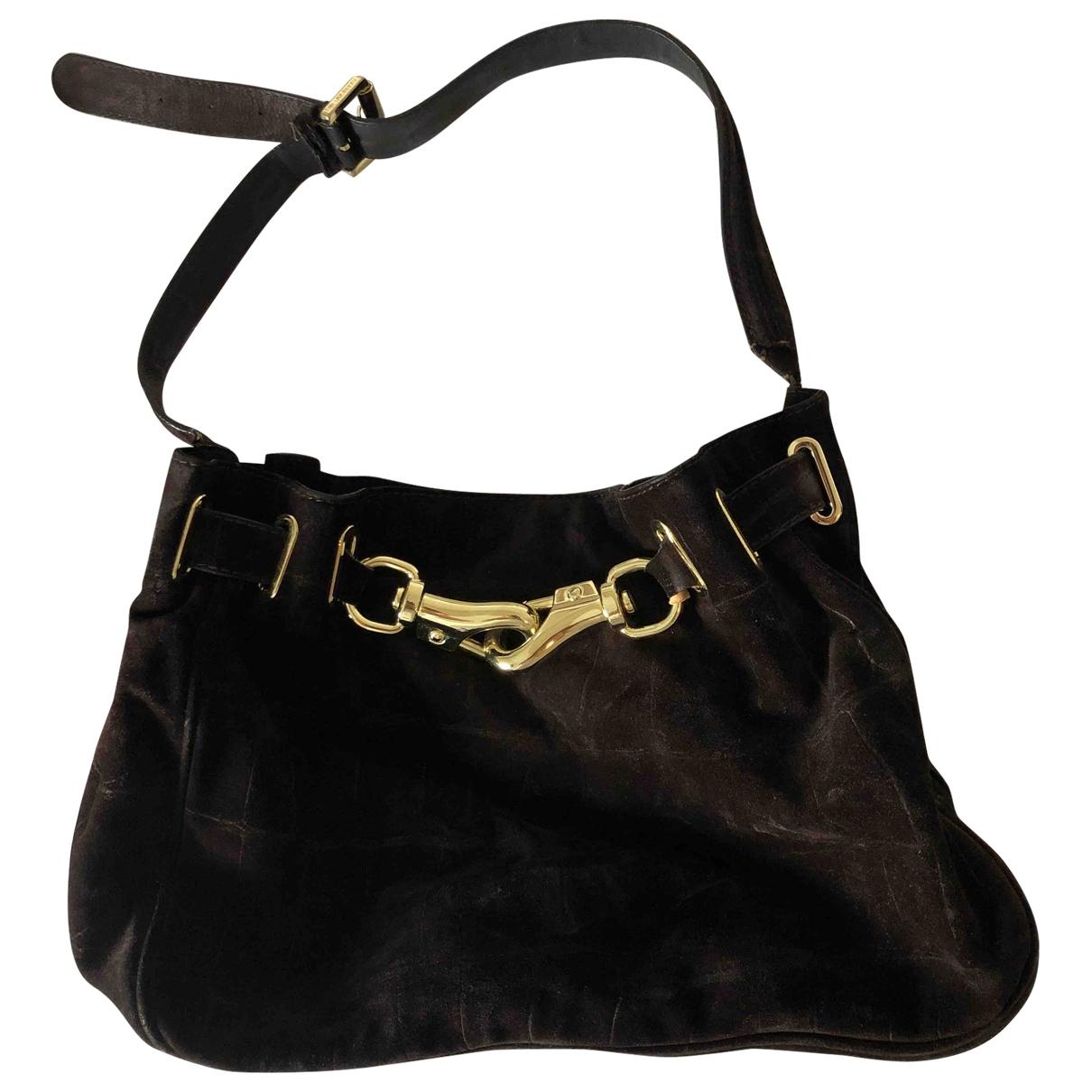 Mulberry \N Brown Suede handbag for Women \N