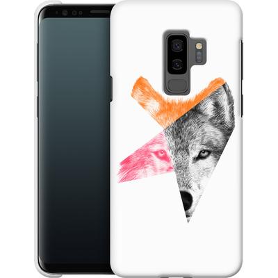 Samsung Galaxy S9 Plus Smartphone Huelle - Wild von Eric Fan