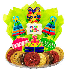 Merry & Bright Holiday Cookies