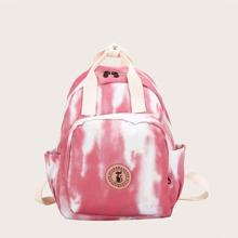 Girls Tie Dye Backpack