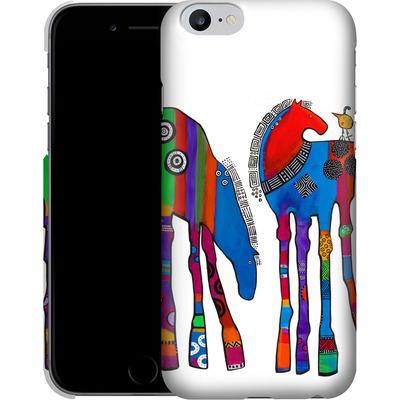 Apple iPhone 6s Plus Smartphone Huelle - Horsin Around von Jenny Foster