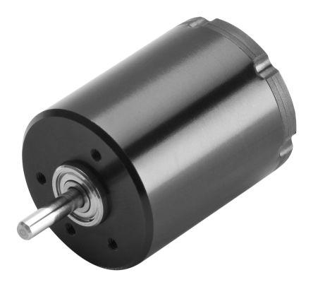 Portescap Servo Motor, with 0.44 Ncm Torque, 15 V dc, 8800 rpm