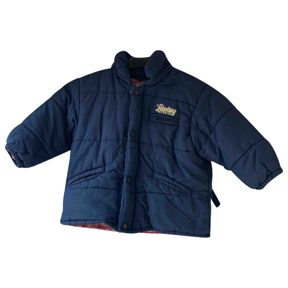 Replay \N Navy jacket & coat for Kids 4 years - up to 102cm FR