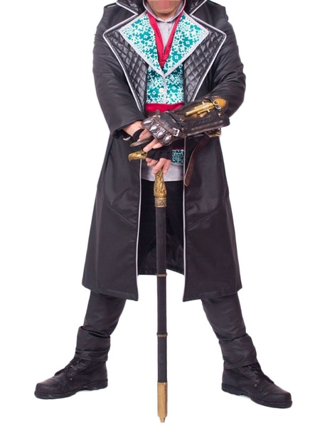 Milanoo Inspired By Assassin's Creed Syndicate Halloween Jacob Frye Cosplay Costume