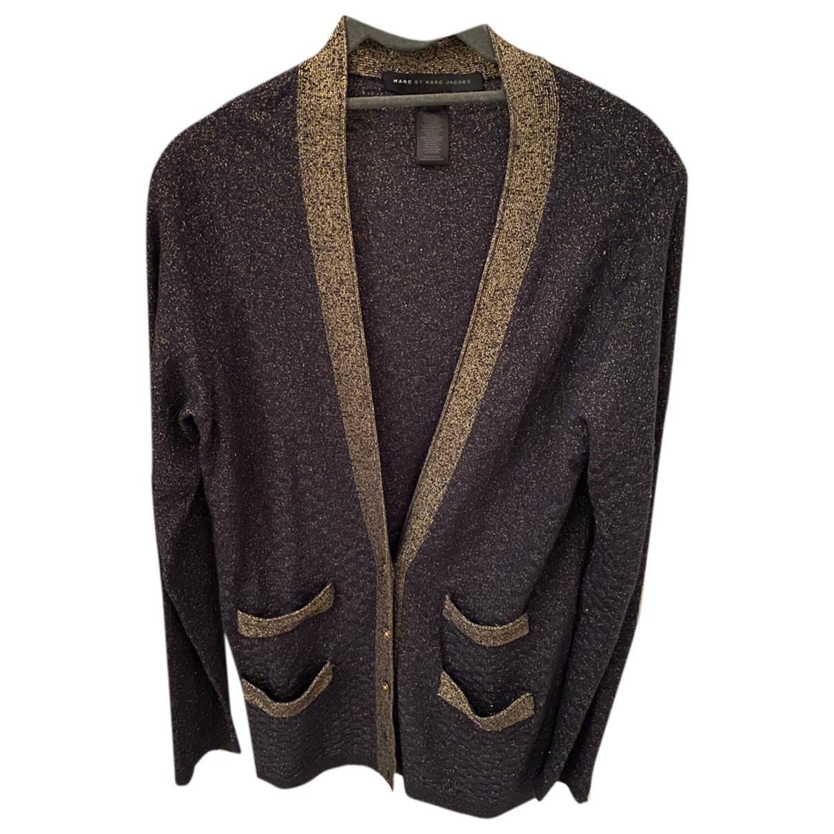 Marc By Marc Jacobs - Pull   pour femme en laine - gris
