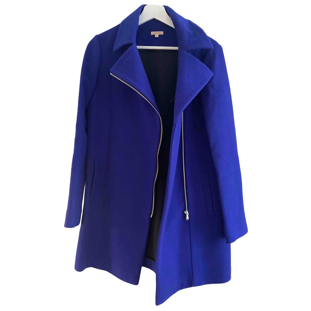 Parosh N Blue Wool coat for Women S International