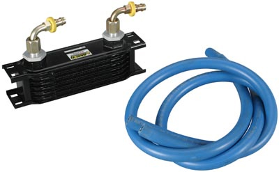 Stillen 400735 Power Steering Cooler Kit Nissan 350Z 03-05