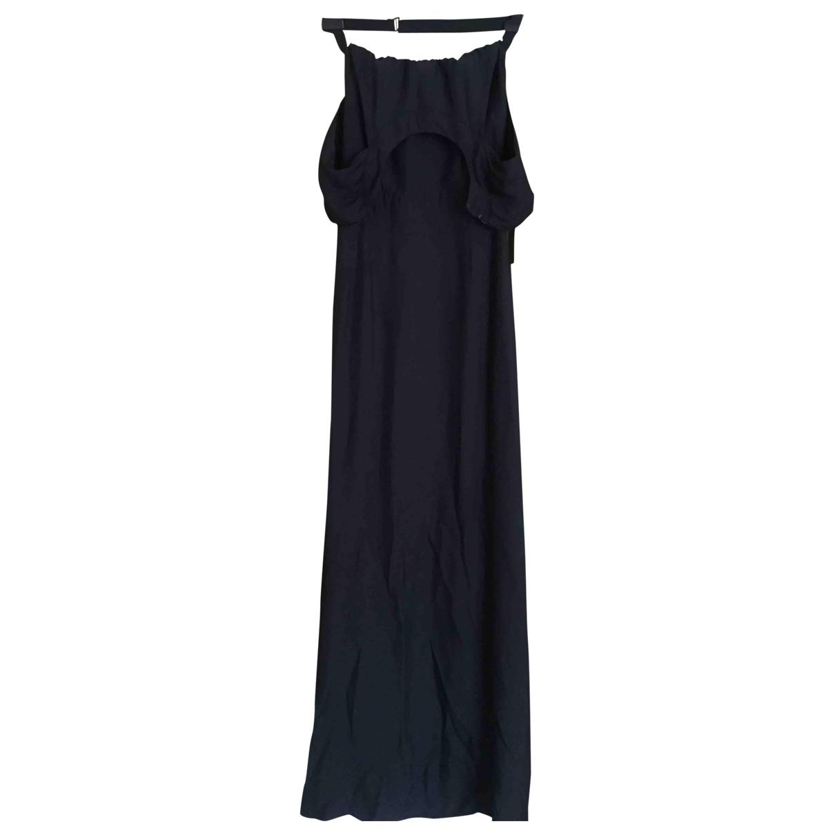 Maison Martin Margiela \N Black dress for Women 38 IT