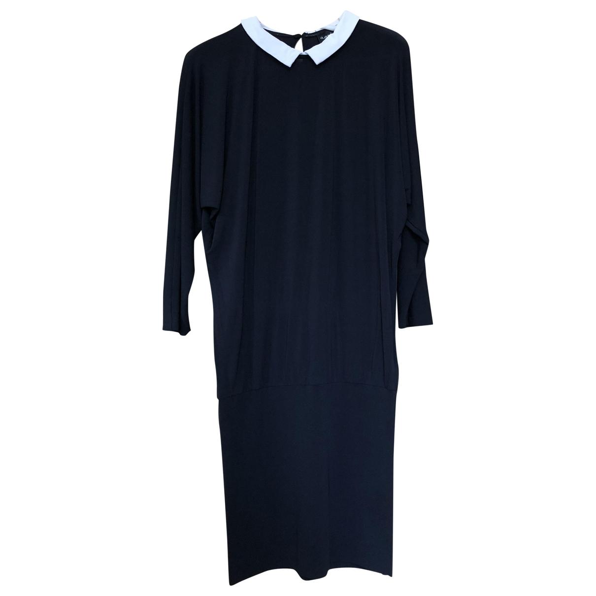 Agnes B. \N Kleid in  Marine Polyester