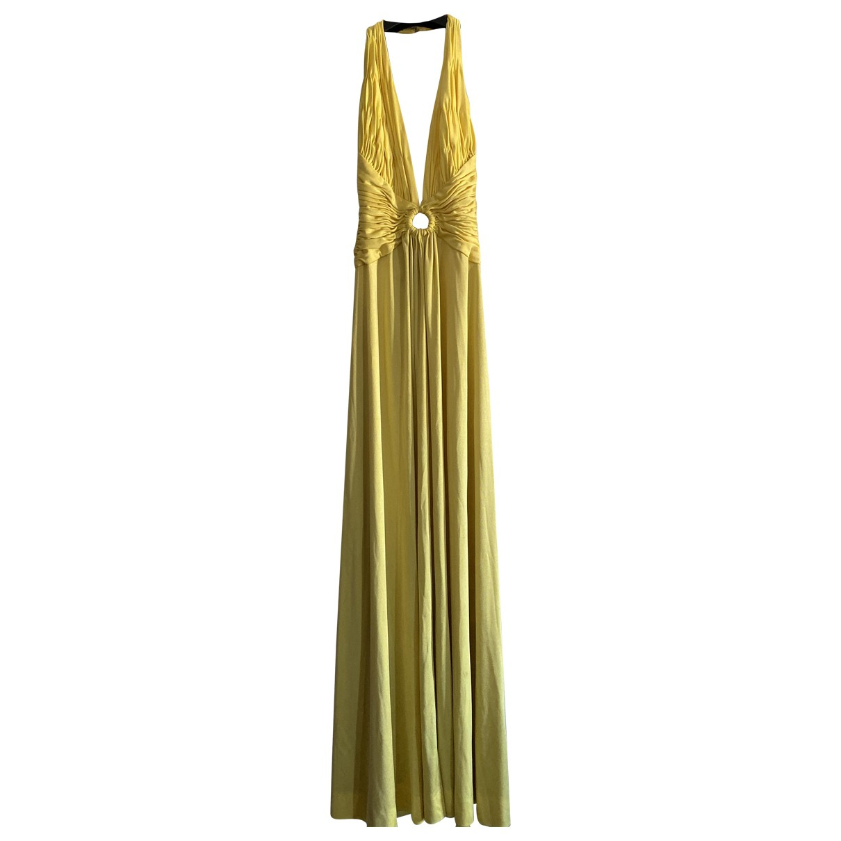 Maxi vestido Loris Azzaro