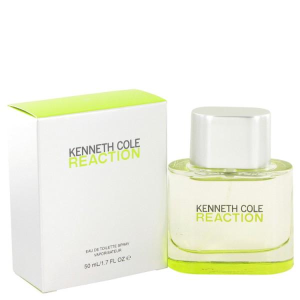 Kenneth Cole Reaction Pour Homme - Kenneth Cole Eau de toilette en espray 50 ML