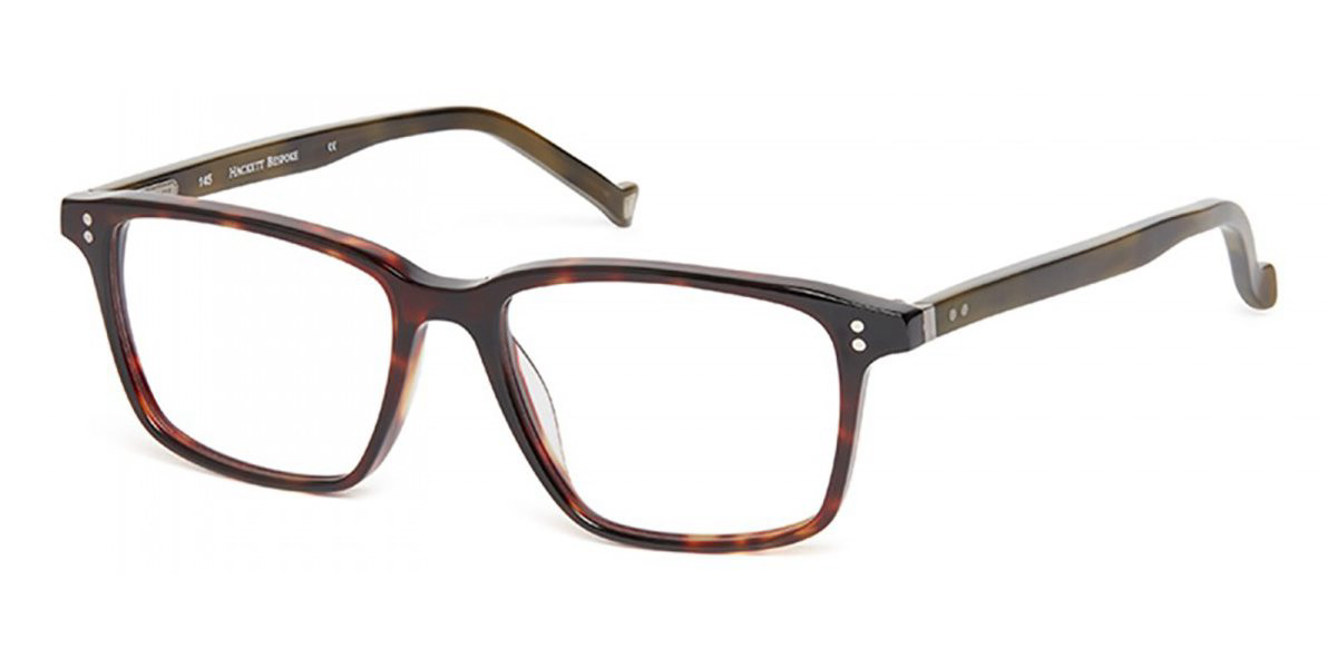 Hackett HEB248 143 Men's Glasses  Size 51 - Free Lenses - HSA/FSA Insurance - Blue Light Block Available