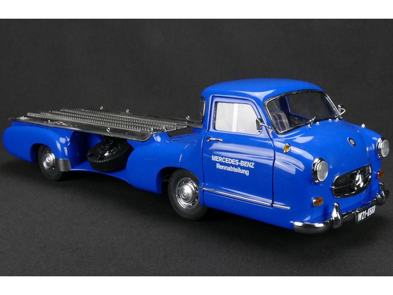 1954-1955 Mercedes Racing Car Transporter