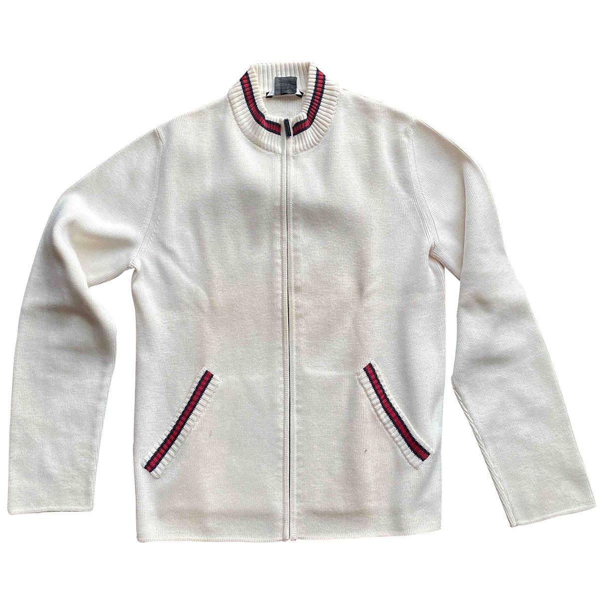 Gucci \N Beige Wool Knitwear & Sweatshirts for Men L International