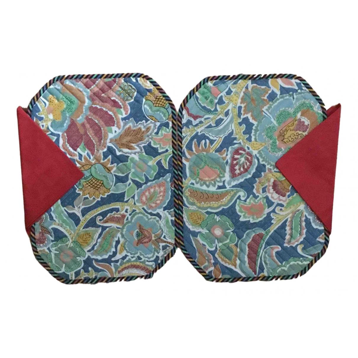 Missoni - Arts de la table   pour lifestyle en coton - multicolore