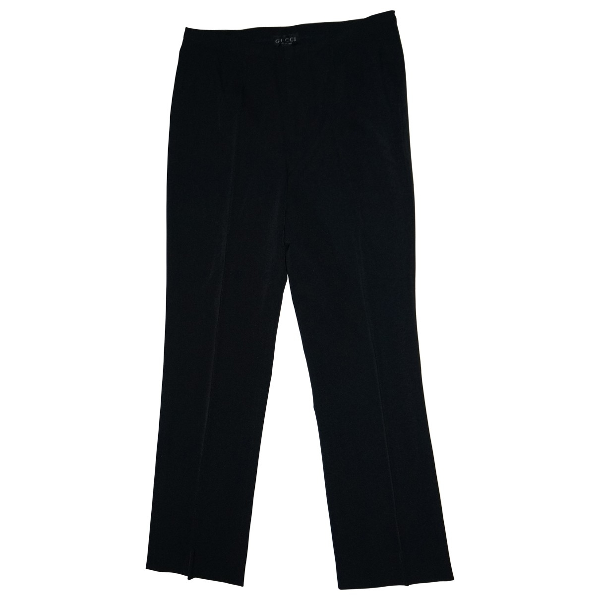 Gucci \N Black Trousers for Women 36 FR