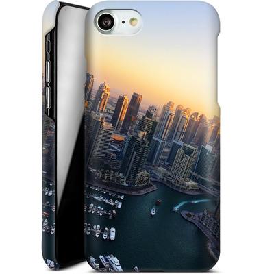 Apple iPhone 7 Smartphone Huelle - Dubai Skyline von Omid Scheybani