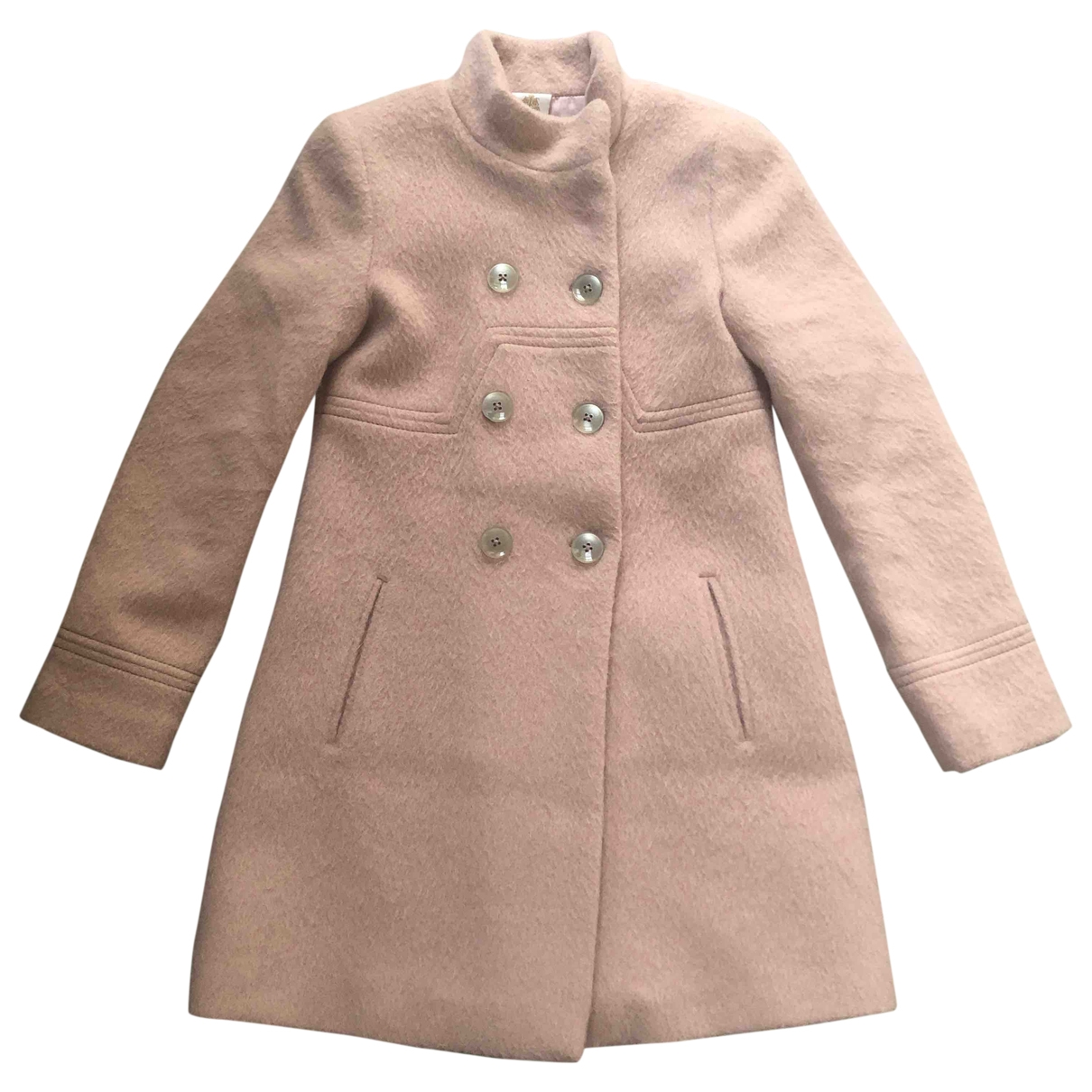 Dondup \N Pink Wool jacket & coat for Kids 8 years - up to 128cm FR