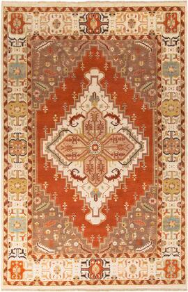 Zeus ZEU-7800 10' x 14' Rectangle Traditional Rugs in