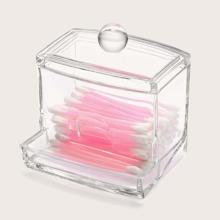 Cotton Swab Storage Box
