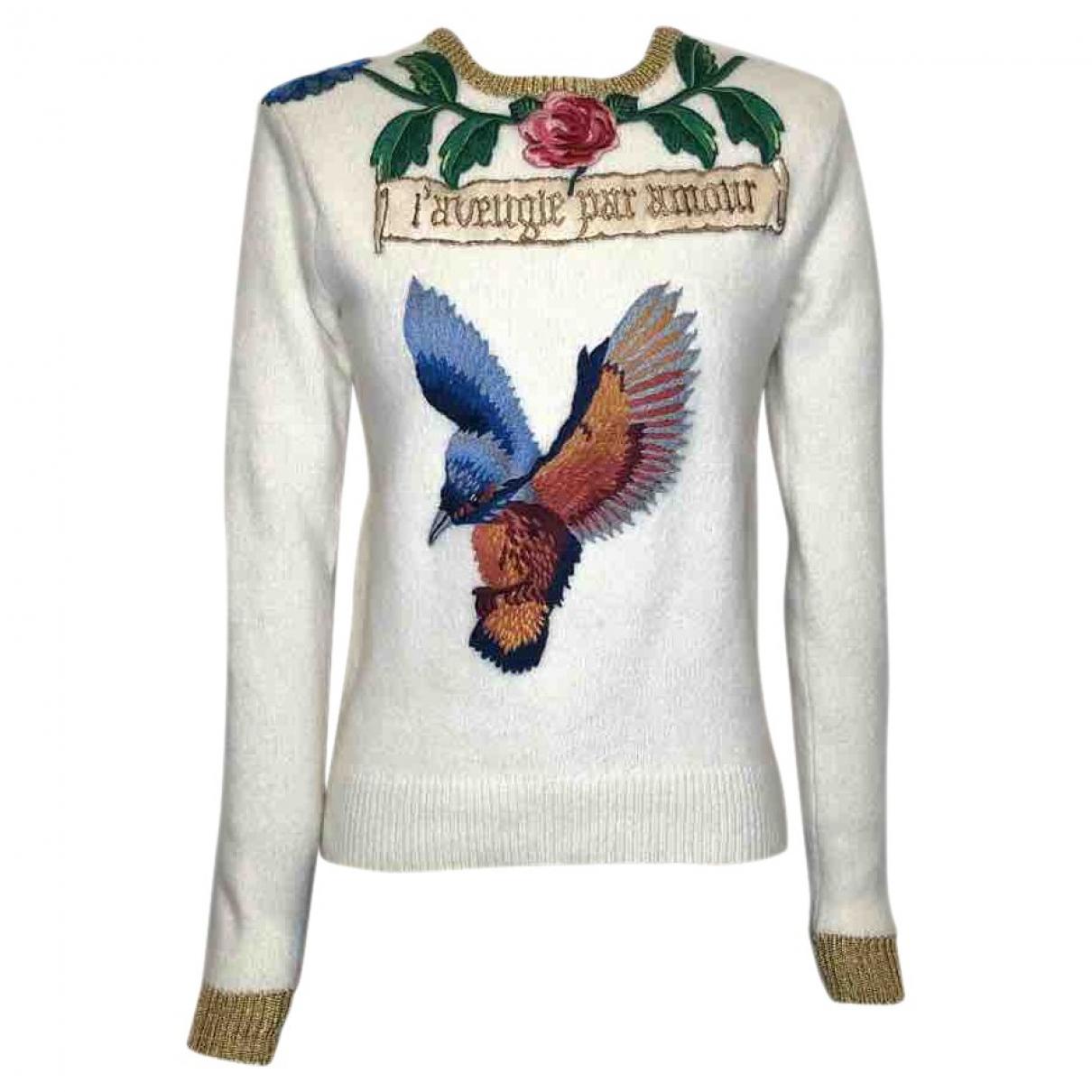 Gucci \N White Knitwear for Women L International