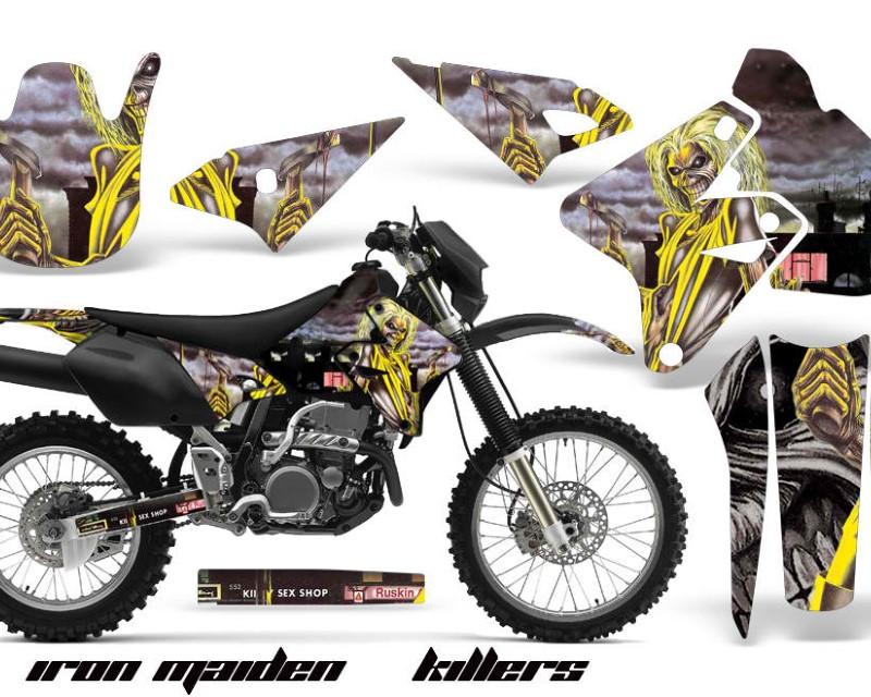 AMR Racing Dirt Bike Graphics Kit Decal Sticker Wrap For Suzuki DRZ400S 2000-2018áIM KILLERS