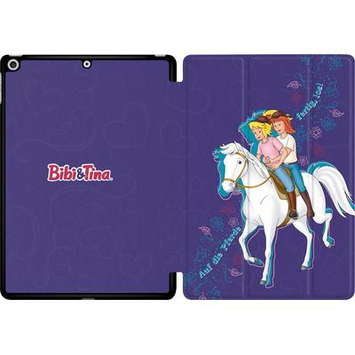 Apple iPad 9.7 (2017) Tablet Smart Case - Bibi und Tina Pferd von Bibi & Tina