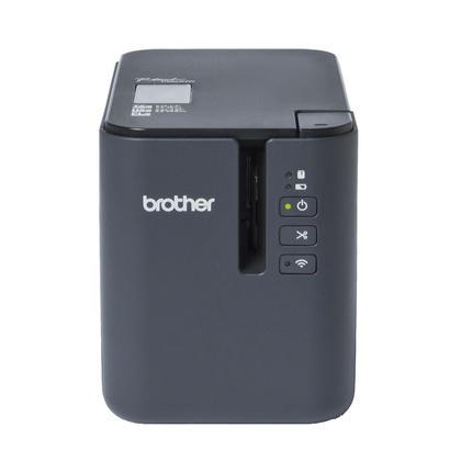 Brother PT-P950NW Imprimante d'étiquettes plastifiées réseau sans fil
