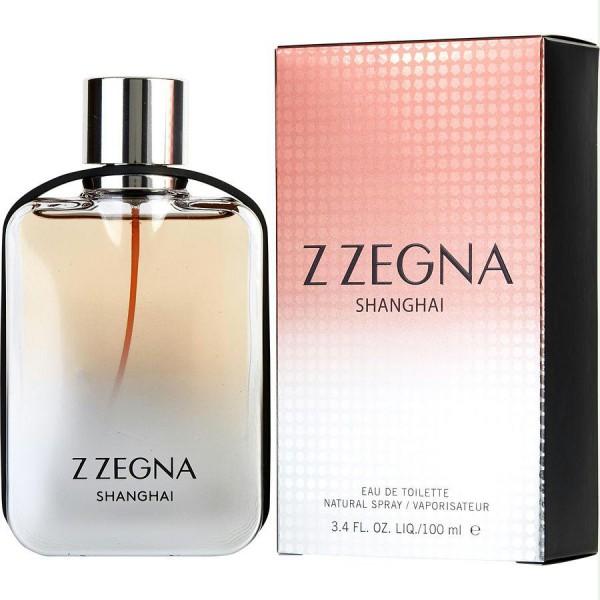 Z Zegna Shanghai - Ermenegildo Zegna Eau de Toilette Spray 100 ml