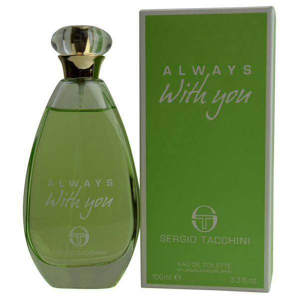 Always With You - Sergio Tacchini Eau de toilette en espray 100 ML