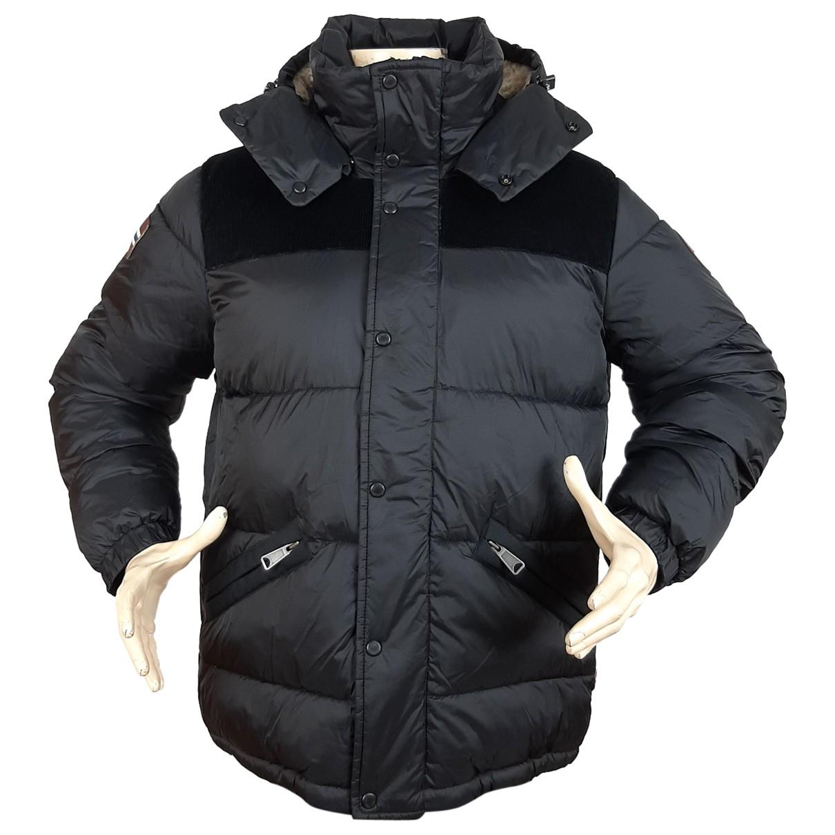 Napapijri N Black jacket  for Men M International