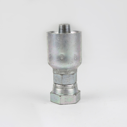 Parker Hannifin 10743-6-6 - Crimp Style Hydraulic Hose Fitting   43...